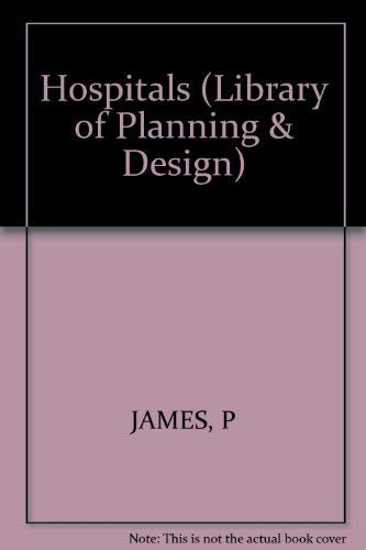 9780851392998: Hospitals (Library of Planning & Design)
