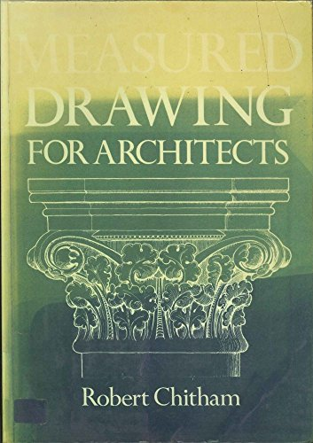 9780851393926: Measured Drawing for Architects