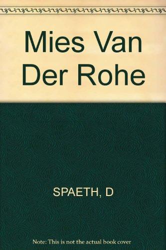 9780851393995: Mies Van Der Rohe