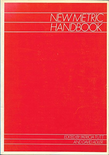 9780851394688: New Metric Handbook Planning and Design Data