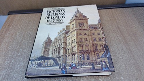 9780851395005: Victorian Buildings in London, 1837-87: An Illustrated Guide