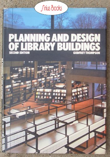 9780851395340: Planning and Design of Library Buildings
