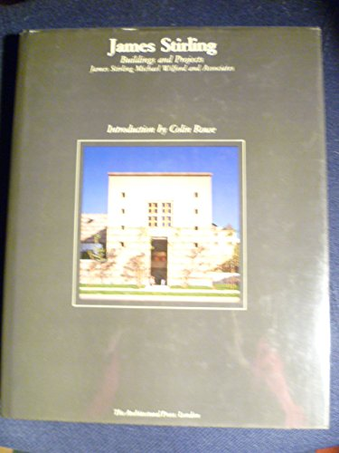 9780851396194: James Stirling: Buildings and Projects