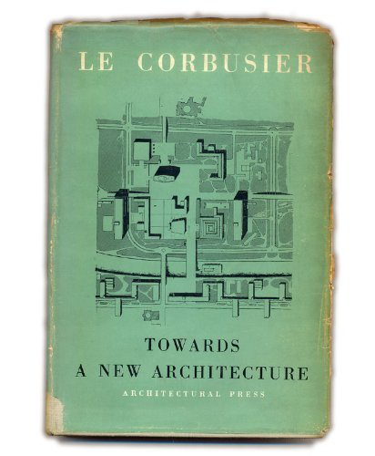 9780851396514: Towards a New Architecture