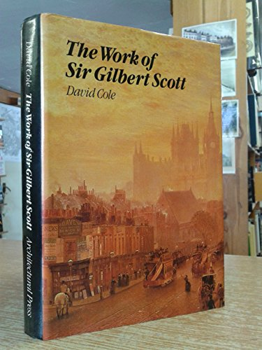 9780851397238: Work of Sir Gilbert Scott