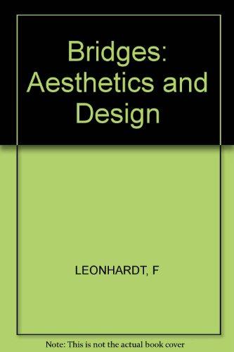 9780851397641: Bridges: Aesthetics and Design (English and German Edition)