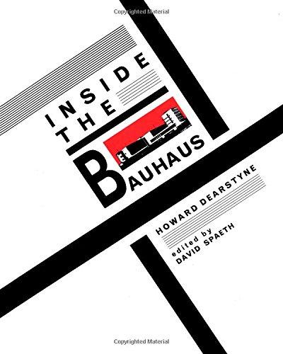 9780851398631: Inside the Bauhaus