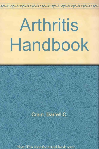 9780851402116: The Arthritis Handbook : A Patient's Manual on Arthritis, Rheumatism and Gout