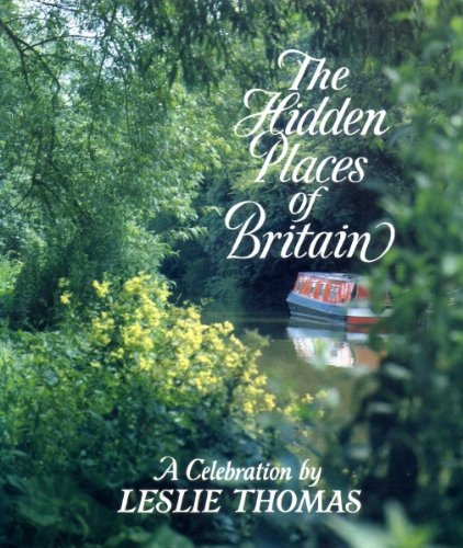 9780851405421: The hidden places of Britain