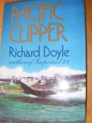 9780851406176: Pacific Clipper