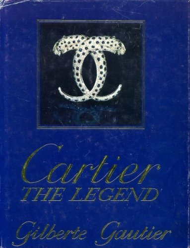 9780851406190: Cartier: The Legend