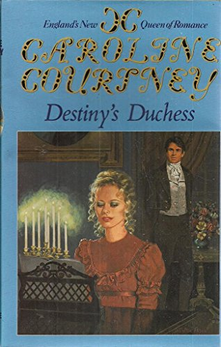 9780851406282: Destiny's Duchess