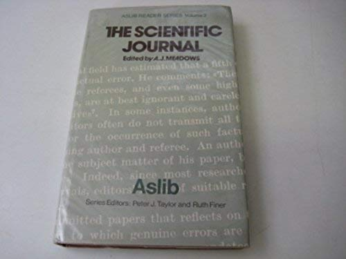 9780851421186: The Scientific Journal (Aslib Readers)