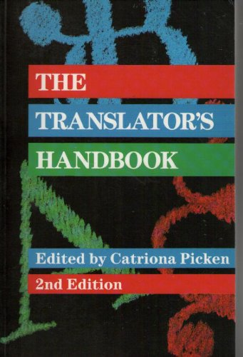 9780851422350: The Translator's Handbook