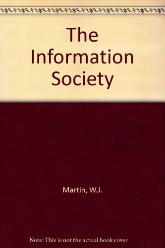 9780851423333: The Information Society