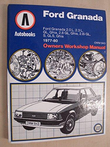 9780851461267: Ford Granada 1977-80 Autobook