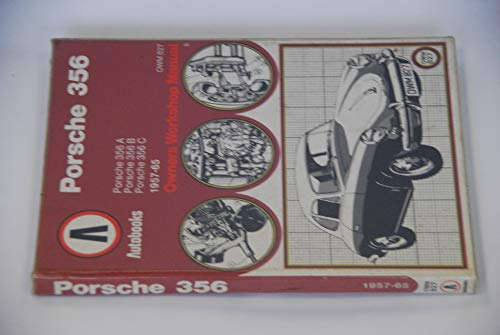 9780851471211: Porsche 356A, 356B, 356C, 1957-65 Autobook (The autobook series of workshop manuals)