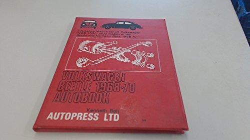 9780851471617: Volkswagen Beetle 1968-70 Autobook