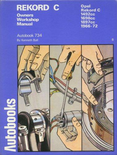 9780851472850: Opel Rekord C 1966-72 Autobook
