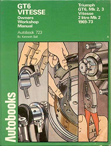 9780851473895: Triumph GT6 Vitesse 2 Litre 1969-73 Autobook