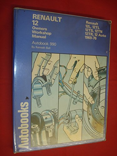 9780851476124: Renault 12 1969-76 Autobook by Ball, Kenneth