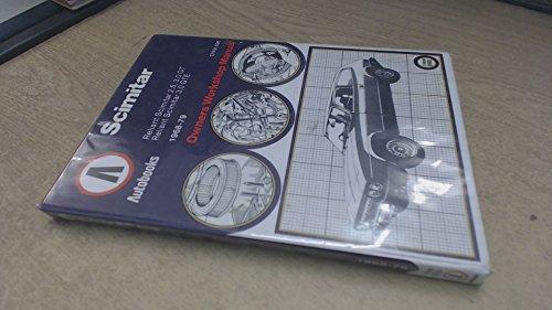 SCIMITAR 1968-79 AUTOBOOK: RELIANT SCIMITAR 2.5 GT: No author.