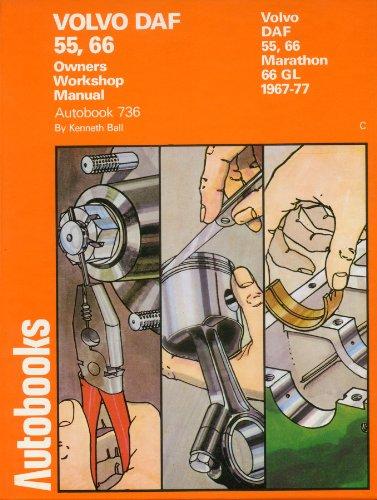 9780851476827: Daf 55, 66 1967-77 Autobook