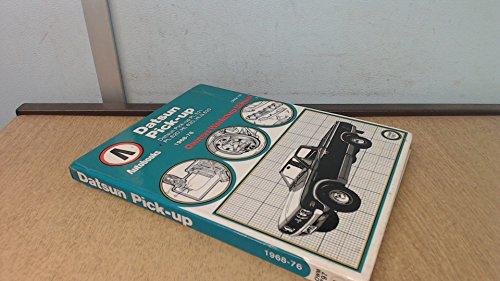 9780851477220: Datsun Pick-up PL521, PL620, HL620, HLG620 1968-76 Autobook (The autobook series of workshop manuals)