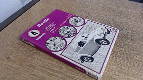 Volkswagen Beetle 1968-1977 Owners Workshop Manual, Autobook: Kenneth Ball