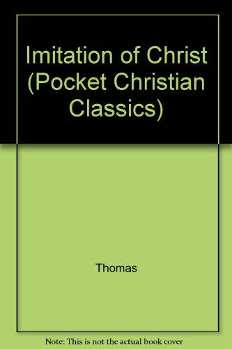 9780851502311: Imitation of Christ (Pocket Christian Classics)