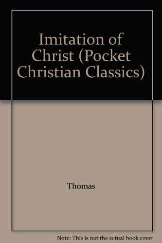 9780851502328: Imitation of Christ (Pocket Christian Classics)