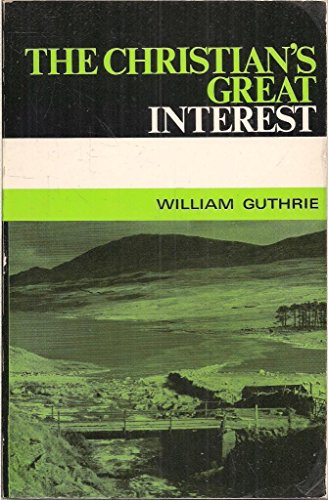 9780851510088: Christian's Great Interest