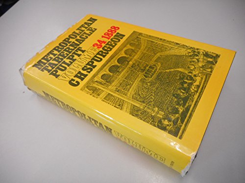 9780851510187: Metropolitan Tabernacle Pulpit Volume 36 1890