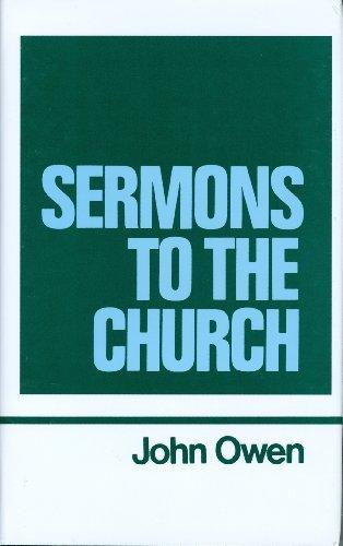 9780851510651: Sermons to the Church (Works of John Owen, Volume 9)