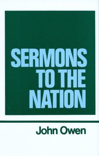9780851510668: Sermons to the Nation (Works of John Owen, Volume 8)