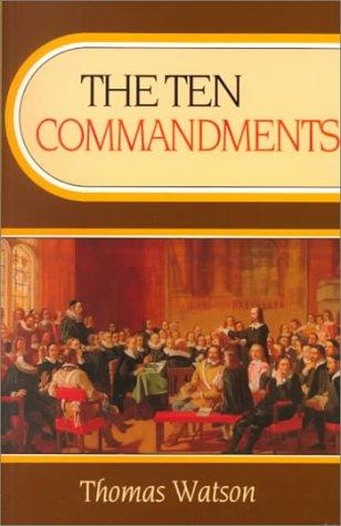 9780851511467: The Ten Commandments