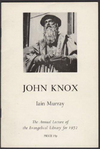9780851512242: John Knox