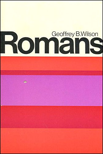 9780851512389: Romans (New Testament Commentaries)