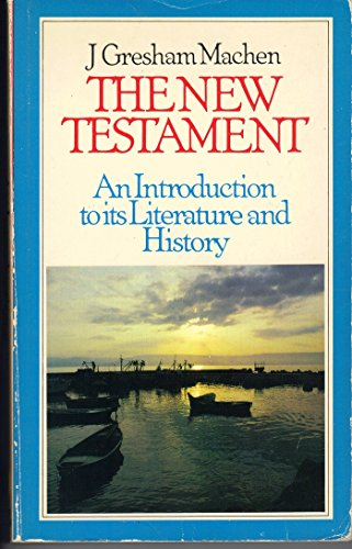 9780851512402: The New Testament: An Introduction to Its Literature and History
