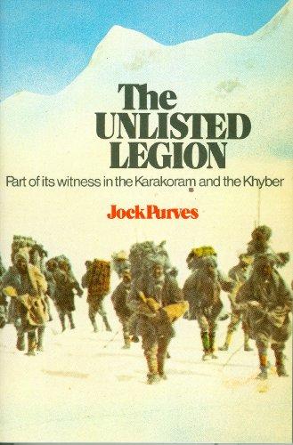Unlisted Legion: Jock Purves