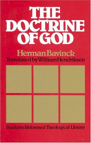 9780851512556: Doctrine of God (Students Reformed Theological Library)