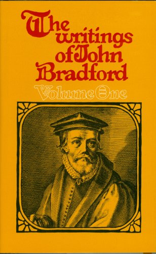 9780851512839: Writings of John Bradford (Vol. 1)