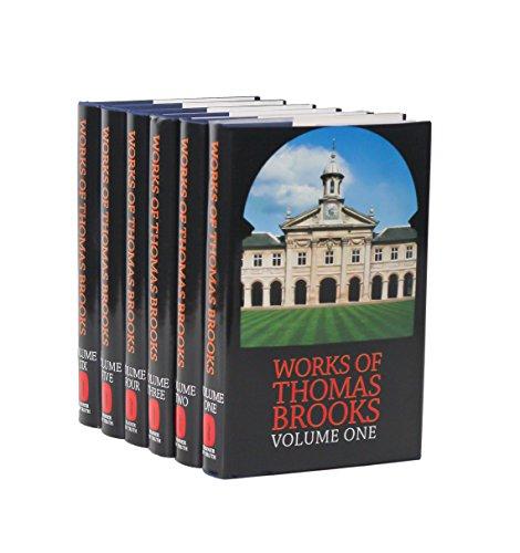 9780851513027: Works of Thomas Brooks (6 Volume Set)