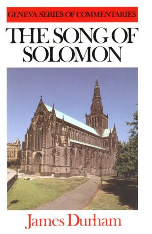 9780851513522: Song of Solomon (Geneva S.)