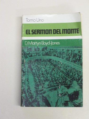 9780851514147: El Sermon Del Monte- Tomo Uno (Tomo II)