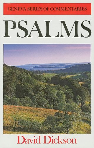 9780851514185: Psalms (Geneva Series of Commentaries)