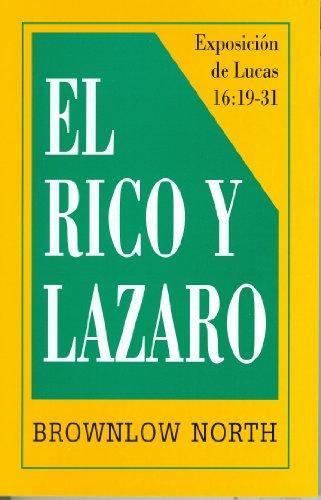 9780851514208: El Rico y Lazaro