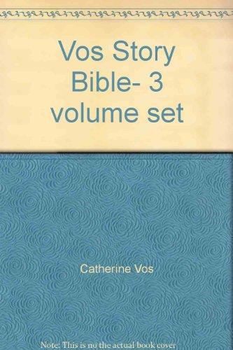 9780851514420: Vos Story Bible- 3 volume set