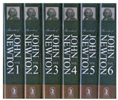 9780851514604: Works of John Newton [6 Volumes]