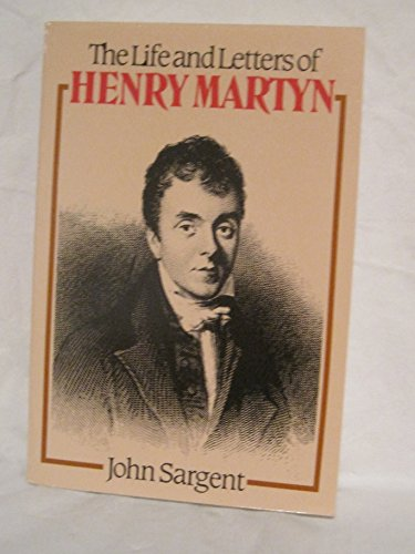 9780851514680: Life and Letters of Henry Martyn